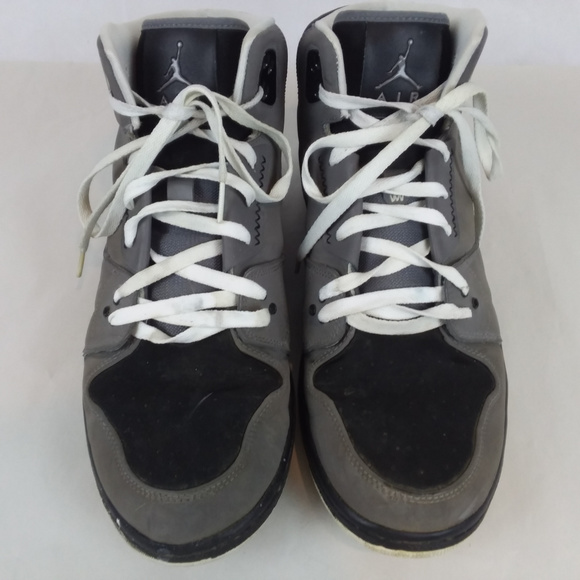 8a85e3243e2 Air Jordan Shoes | 23 Sneaker High Tops Gray Black | Poshmark